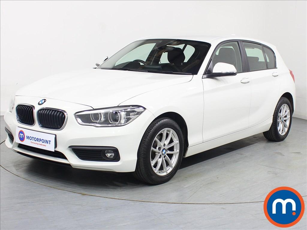 BMW 1 Series SE Business - Stock Number 1035449 Passenger side front corner