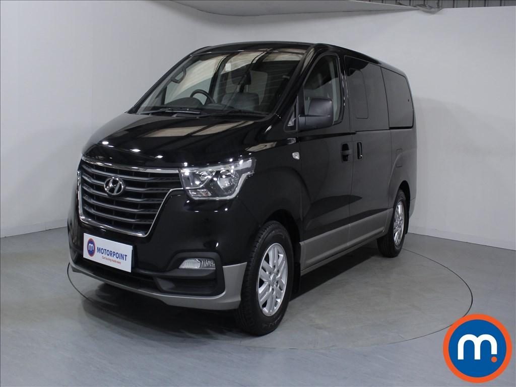 Hyundai I800 SE Nav - Stock Number 1079222 Passenger side front corner