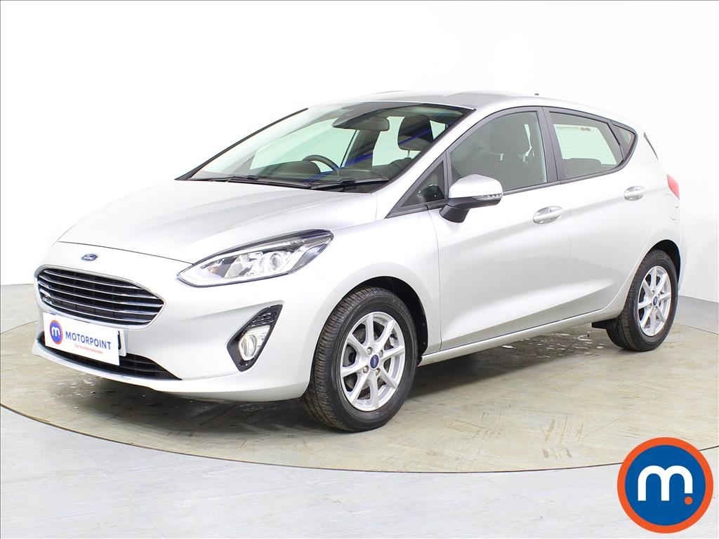 Ford Fiesta Zetec - Stock Number 1075793 Passenger side front corner