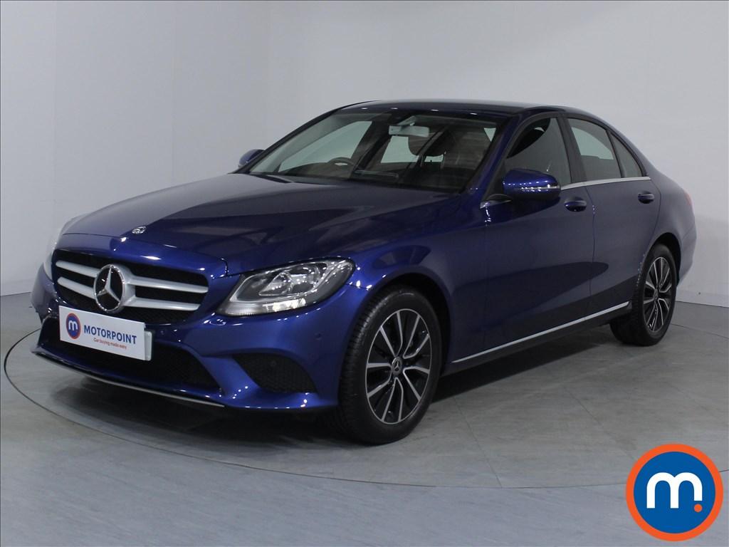 Mercedes-Benz C Class SE - Stock Number 1080525 Passenger side front corner