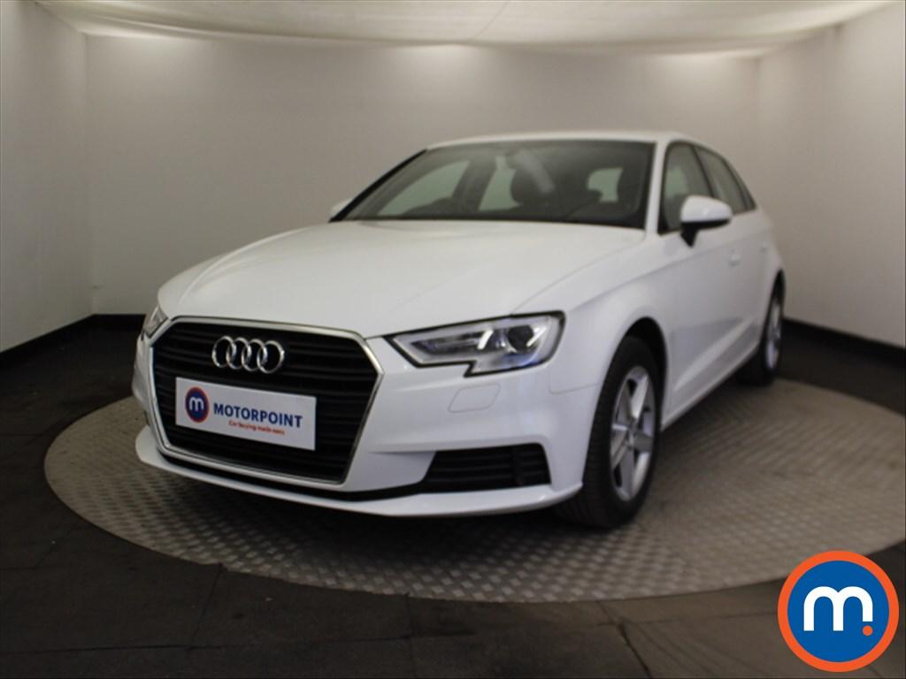 Audi A3 SE - Stock Number 1078095 Passenger side front corner