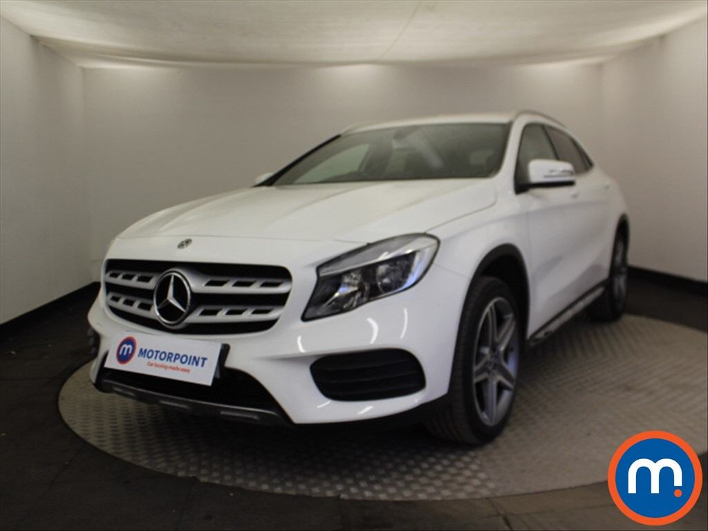 Mercedes-Benz Gla Class AMG Line - Stock Number 1081021 Passenger side front corner