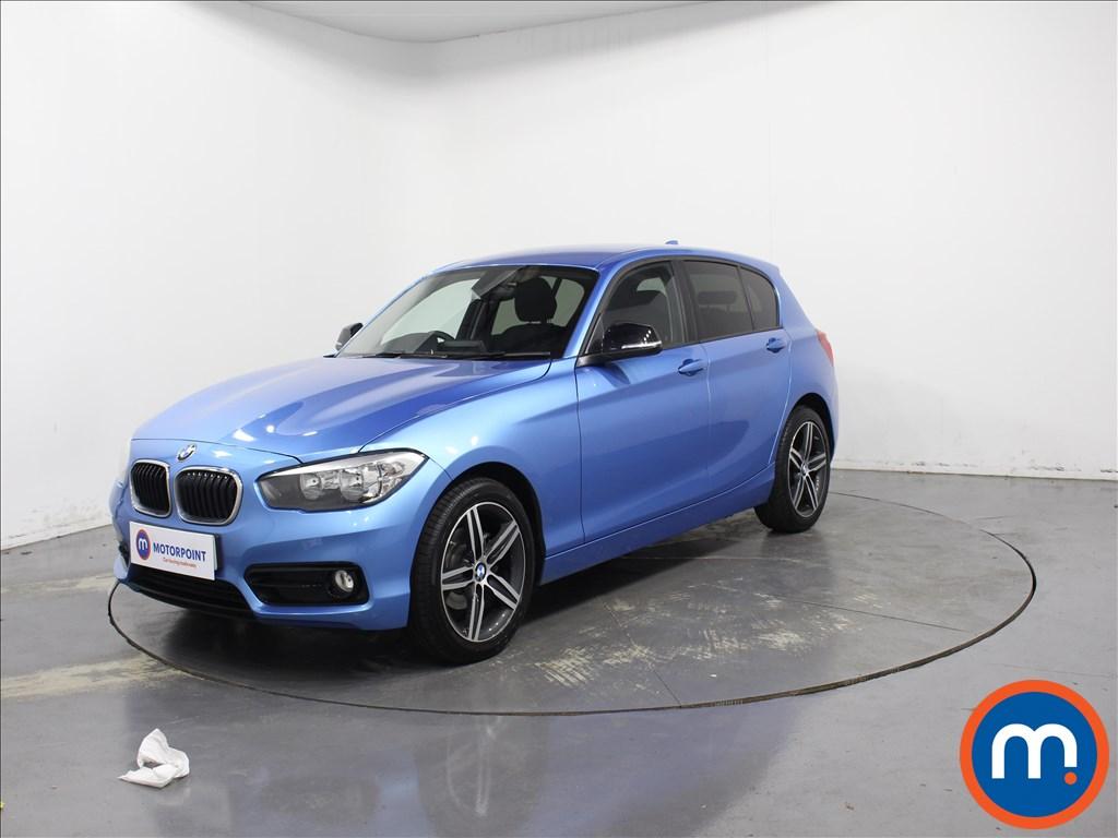 BMW 1 Series Sport - Stock Number 1074547 Passenger side front corner