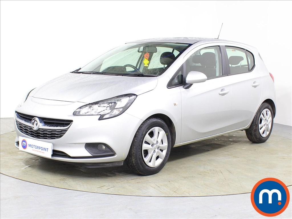 Vauxhall Corsa Design - Stock Number 1077860 Passenger side front corner