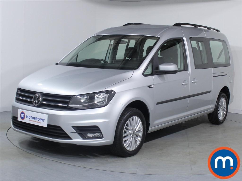 Volkswagen Caddy Maxi Life 2.0 TDI 150 5dr DSG - Stock Number 1077089 Passenger side front corner