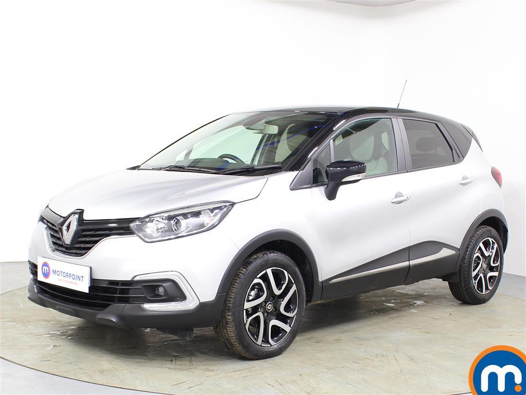 Renault Captur Iconic - Stock Number 1074684 Passenger side front corner