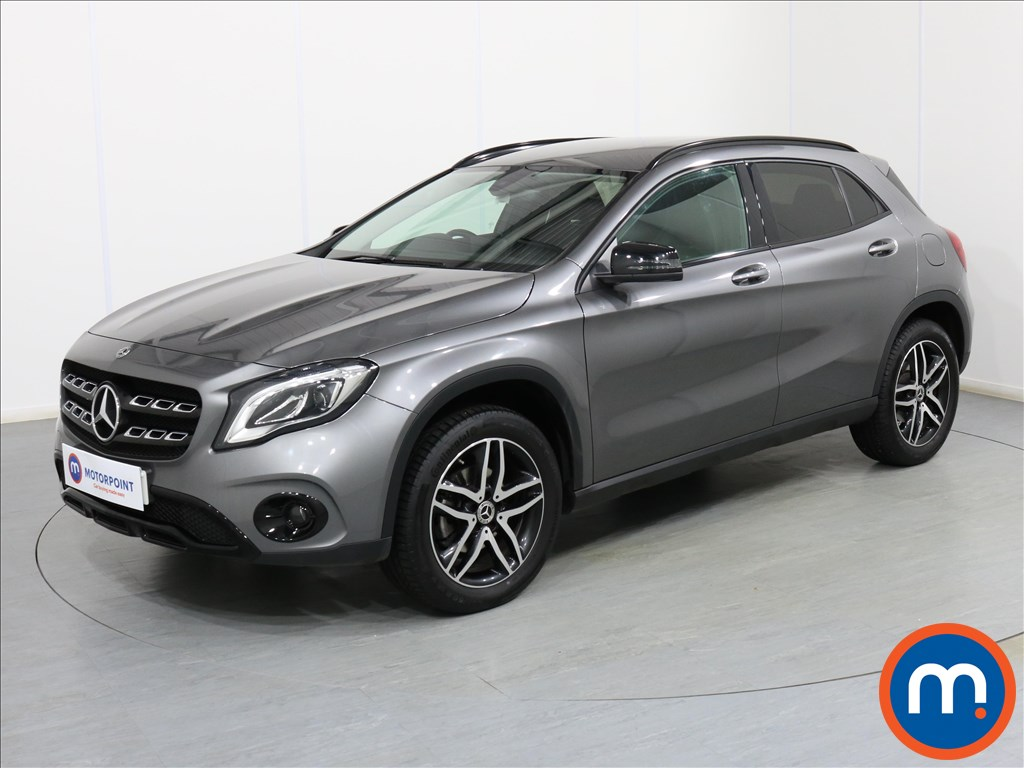 Mercedes-Benz Gla Class Urban Edition - Stock Number 1080192 Passenger side front corner