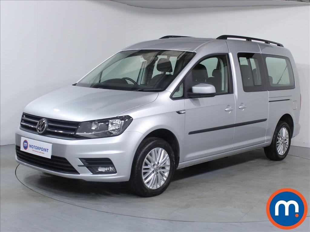 Volkswagen Caddy Maxi Life 2.0 TDI 150 5dr DSG - Stock Number 1077108 Passenger side front corner