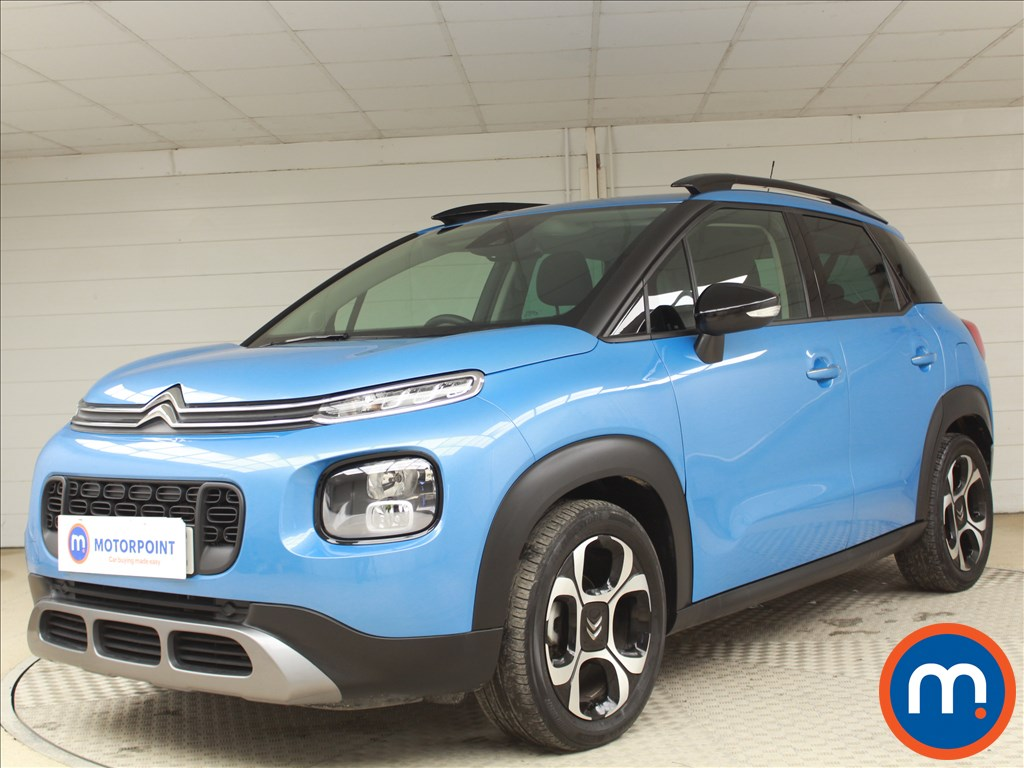 Citroen C3 Aircross Flair - Stock Number 1076768 Passenger side front corner
