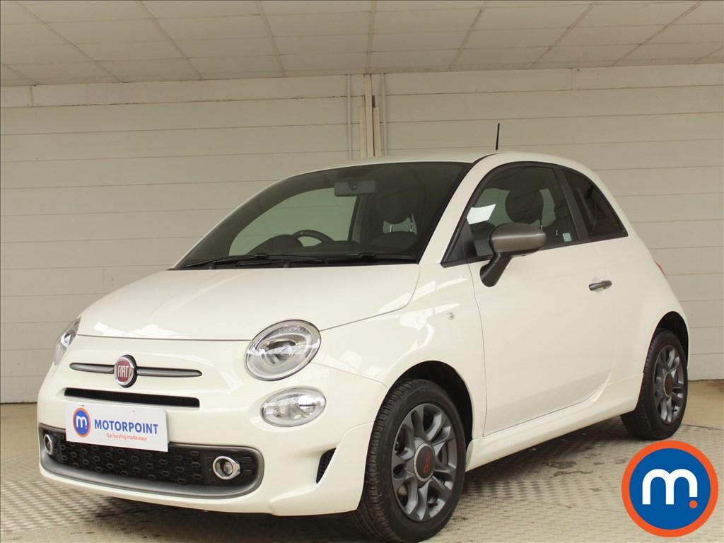 Fiat 500 S - Stock Number 1077932 Passenger side front corner
