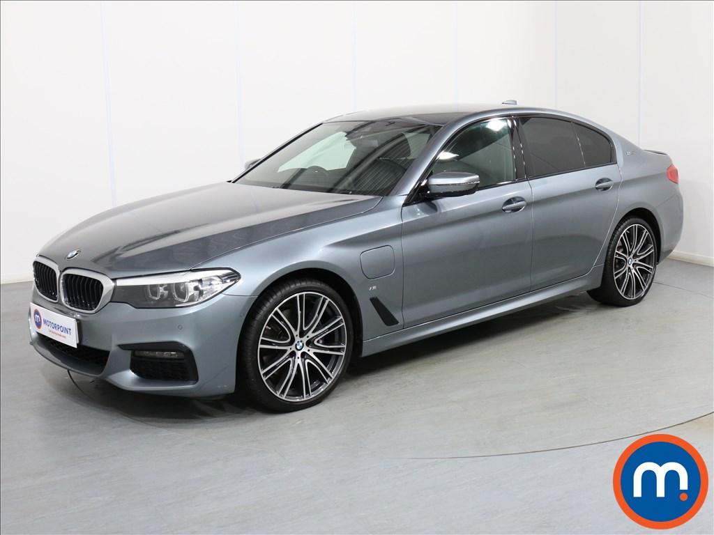 BMW 5 Series M Sport - Stock Number 1075757 Passenger side front corner