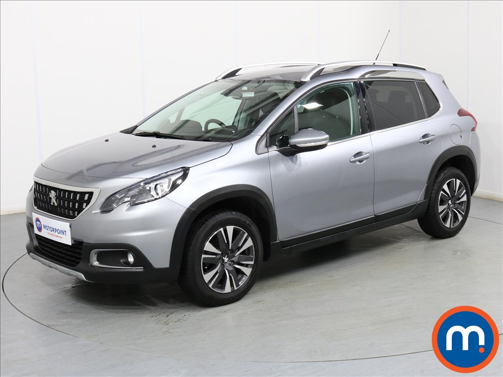Peugeot 2008 Allure - Stock Number 1079290 Passenger side front corner