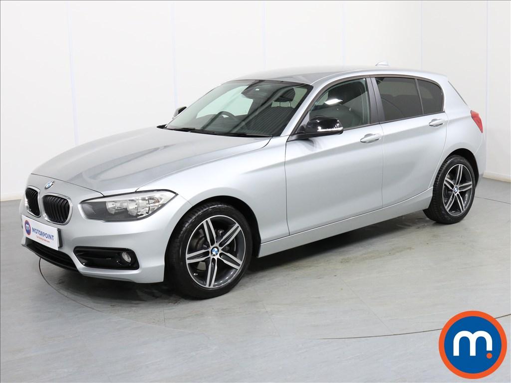 BMW 1 Series Sport - Stock Number 1074556 Passenger side front corner