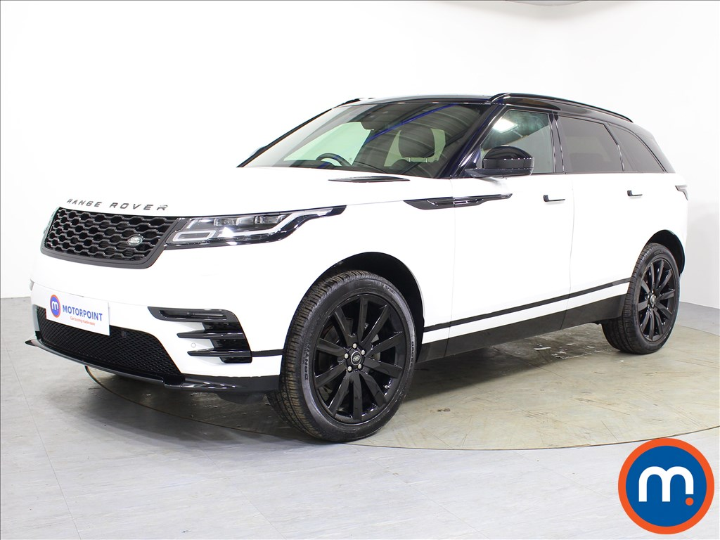 Land Rover Range Rover Velar R-Dynamic S - Stock Number 1075142 Passenger side front corner