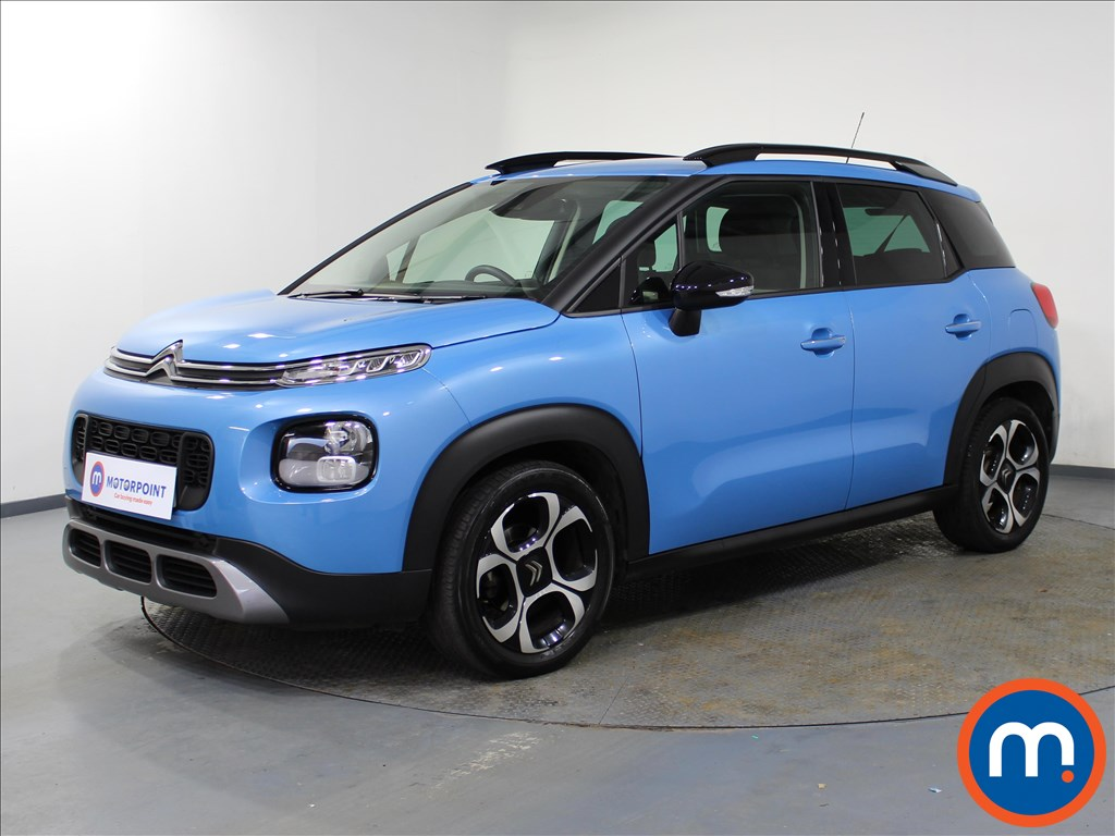 Citroen C3 Aircross Flair - Stock Number 1076761 Passenger side front corner