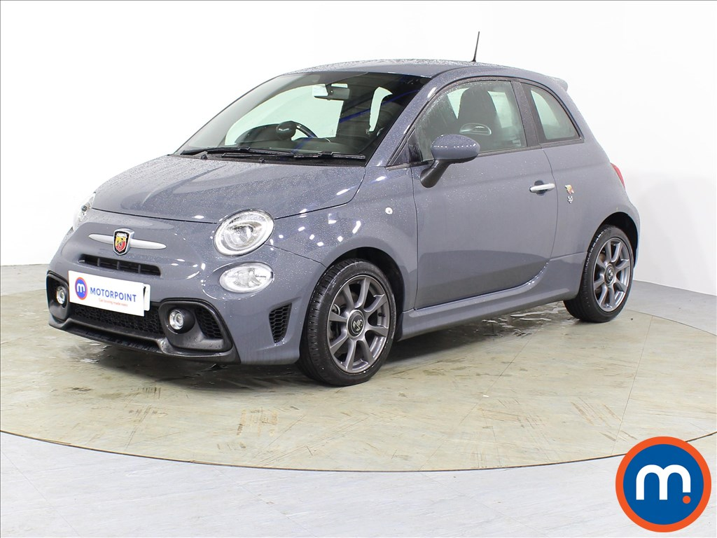 Abarth 595 1.4 T-Jet 145 3dr - Stock Number 1075116 Passenger side front corner