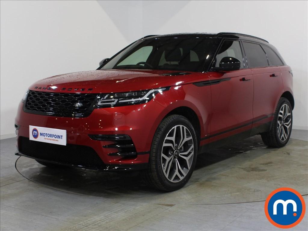 Land Rover Range Rover Velar R-Dynamic S - Stock Number 1075144 Passenger side front corner