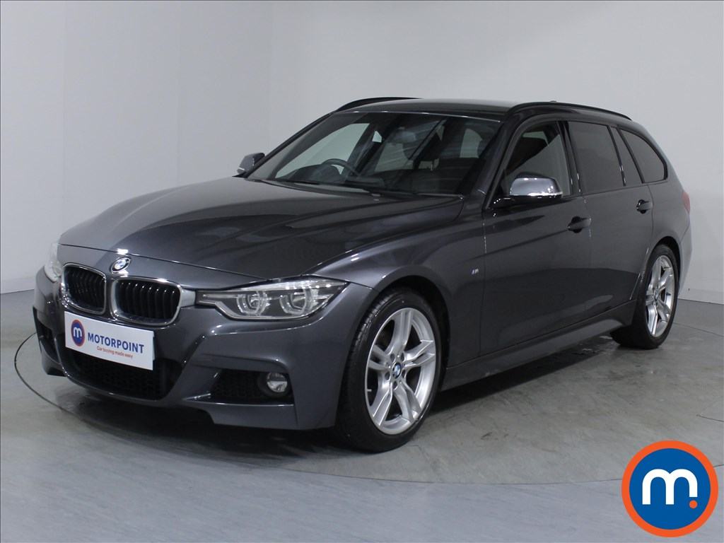 BMW 3 Series M Sport - Stock Number 1073575 Passenger side front corner