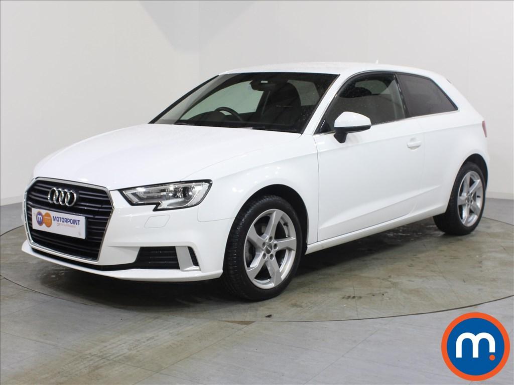 Audi A3 Sport - Stock Number 1077073 Passenger side front corner