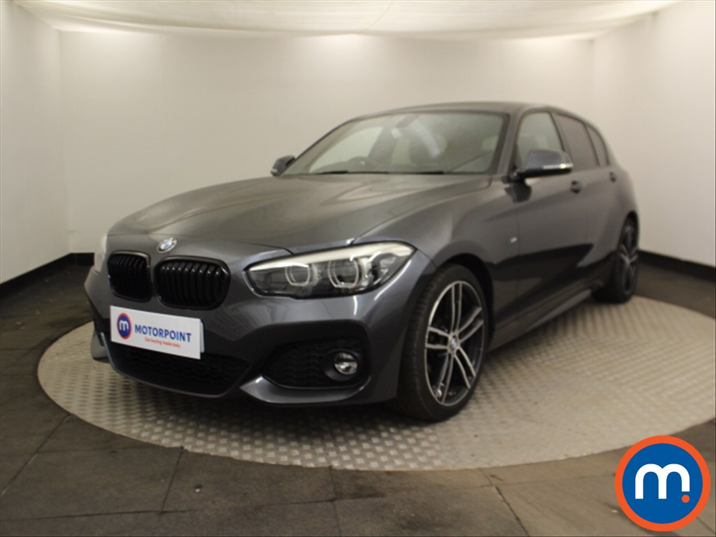 BMW 1 Series M Sport Shadow Edition - Stock Number 1073573 Passenger side front corner
