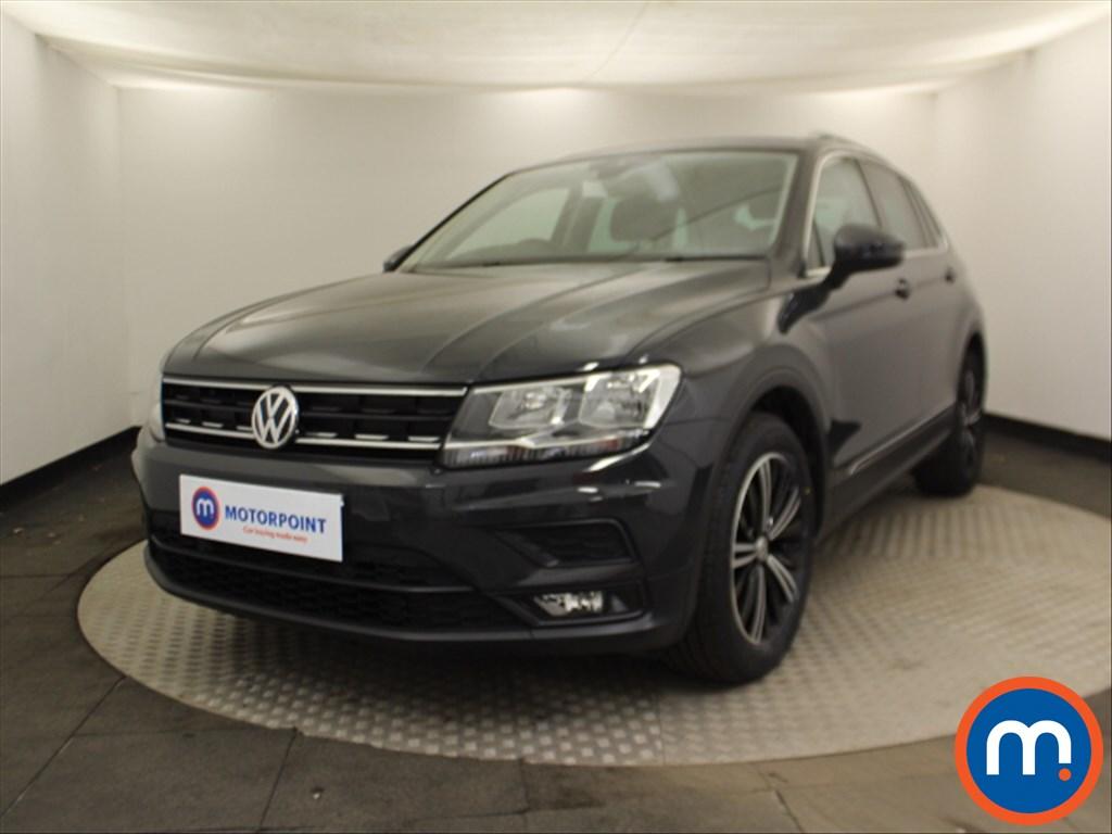 Volkswagen Tiguan SE Nav - Stock Number 1078140 Passenger side front corner