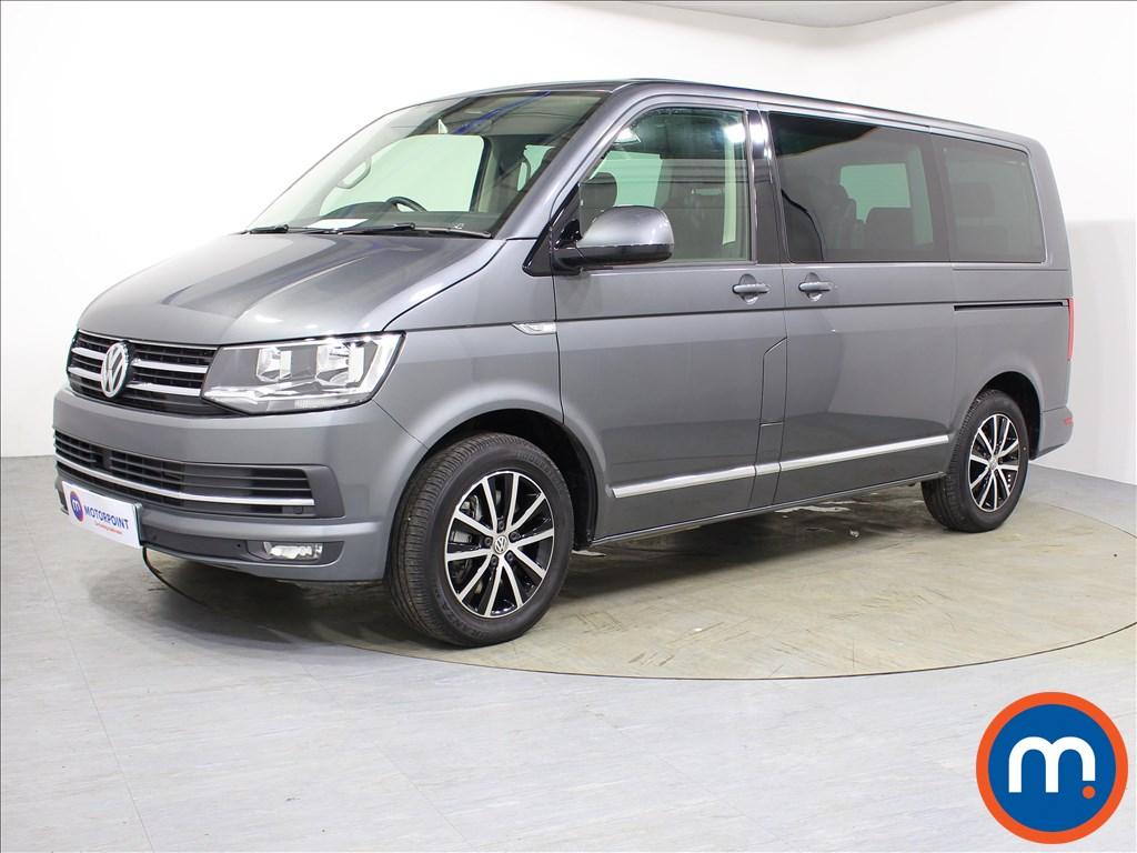 Volkswagen Caravelle Executive - Stock Number 1077162 Passenger side front corner