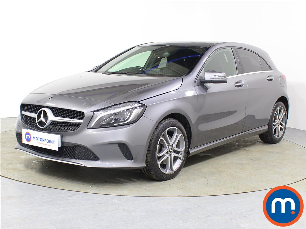 Mercedes-Benz A Class Sport Edition - Stock Number 1080977 Passenger side front corner