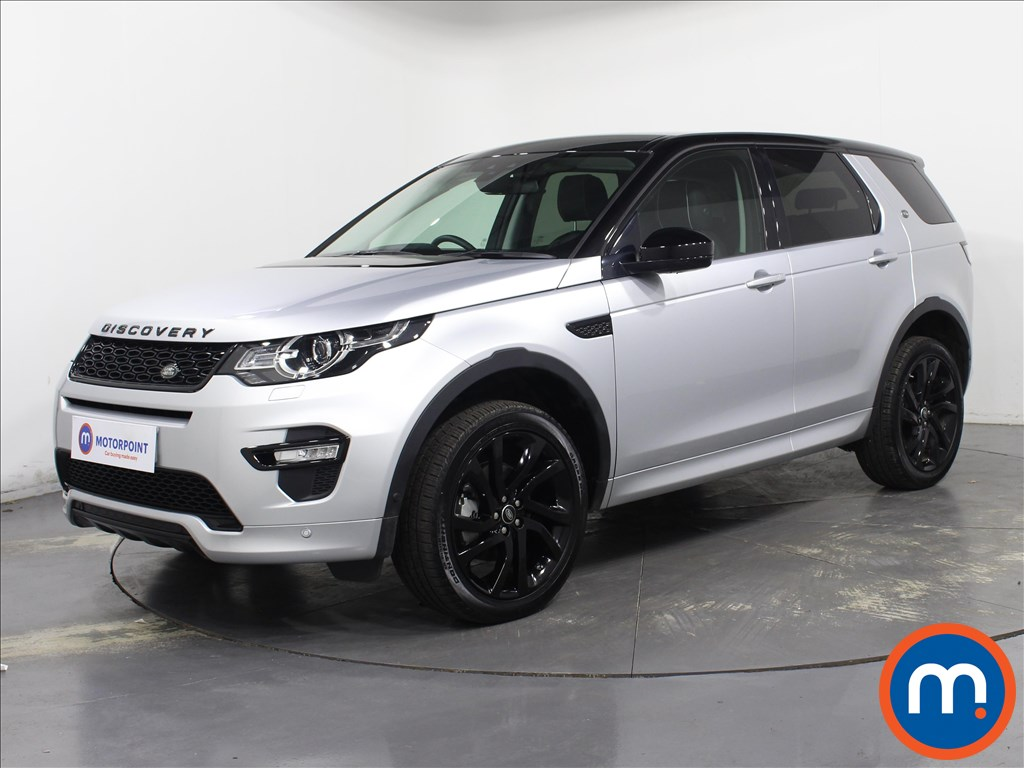 Land Rover Discovery Sport HSE Luxury - Stock Number 1075820 Passenger side front corner
