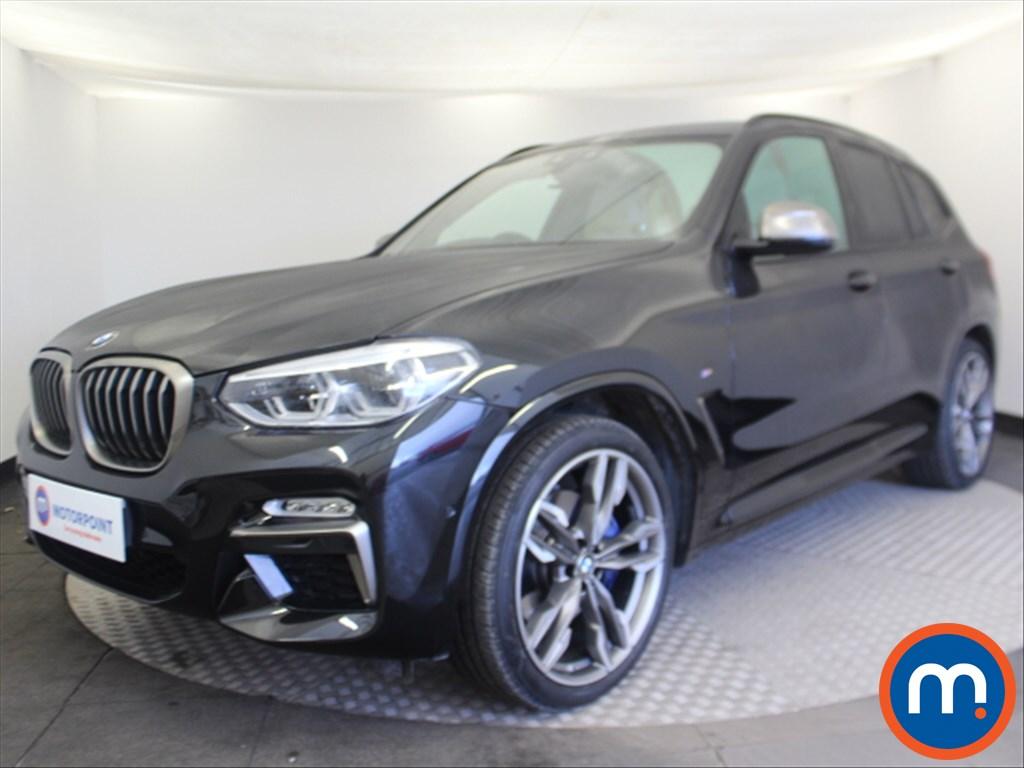 BMW X3 M40i - Stock Number 1075767 Passenger side front corner