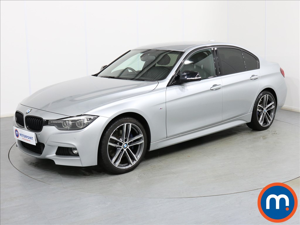 BMW 3 Series M Sport Shadow Edition - Stock Number 1077687 Passenger side front corner