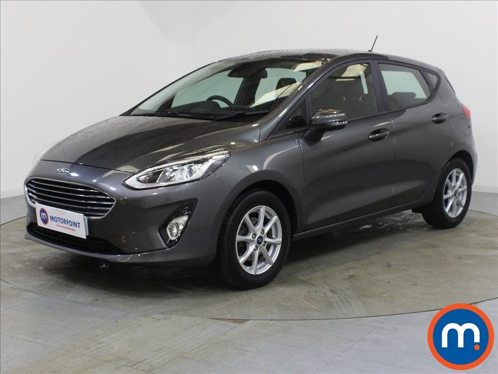 Ford Fiesta Zetec - Stock Number 1079542 Passenger side front corner