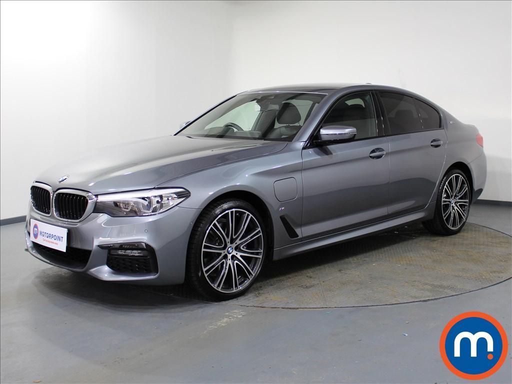 BMW 5 Series M Sport - Stock Number 1074634 Passenger side front corner