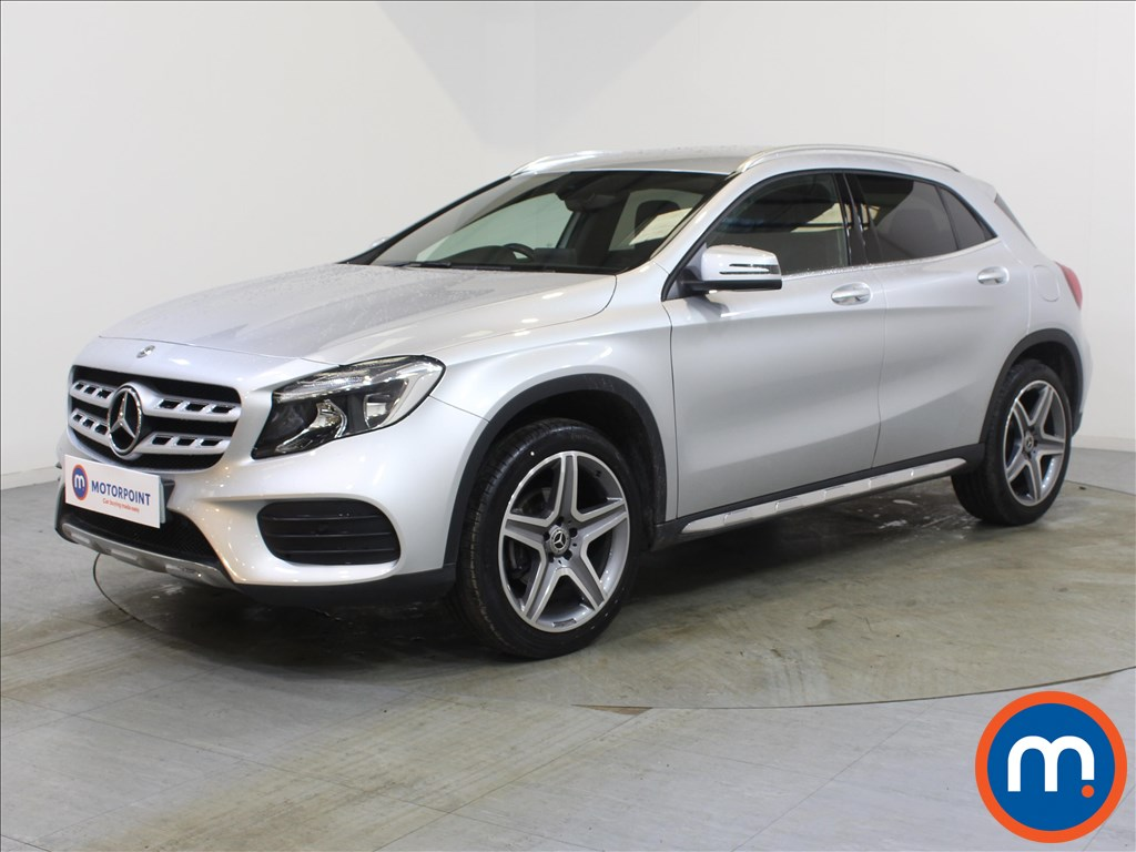Mercedes-Benz Gla Class AMG Line - Stock Number 1079858 Passenger side front corner