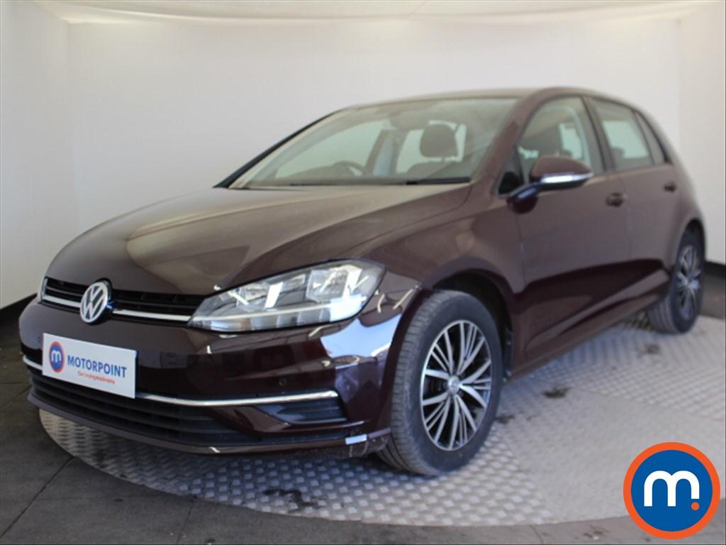 Volkswagen Golf SE - Stock Number 1081599 Passenger side front corner