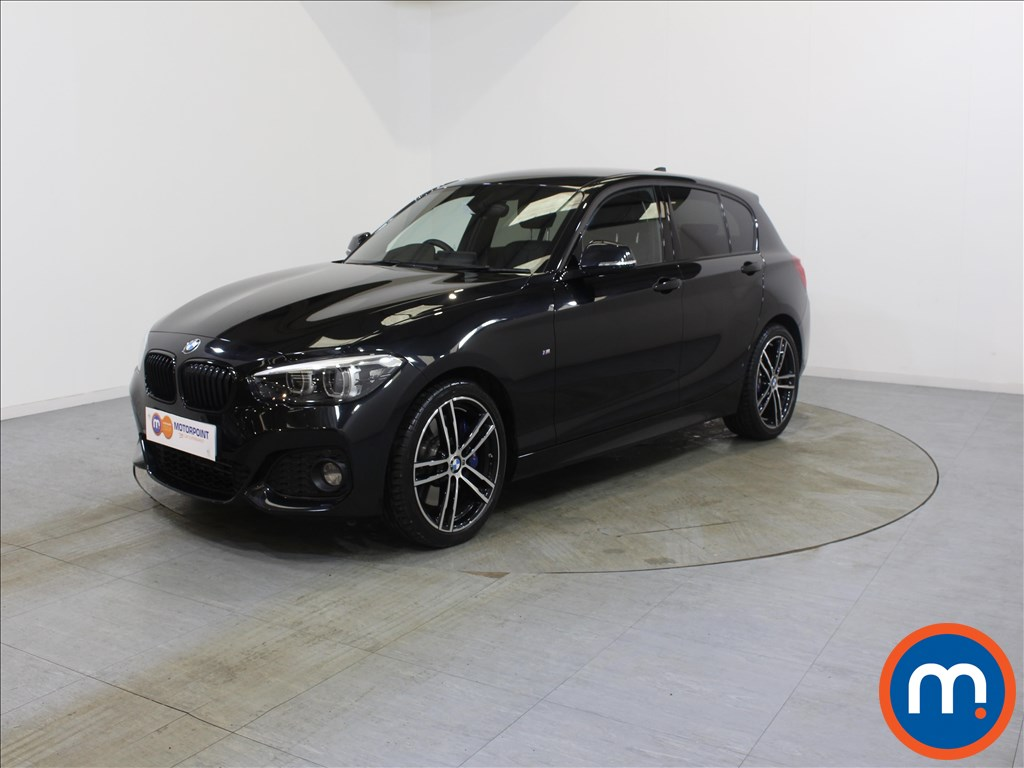 BMW 1 Series M Sport Shadow Edition - Stock Number 1073570 Passenger side front corner