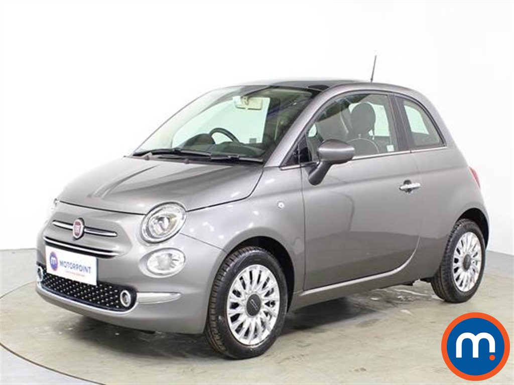 Fiat 500 Lounge - Stock Number 1079180 Passenger side front corner