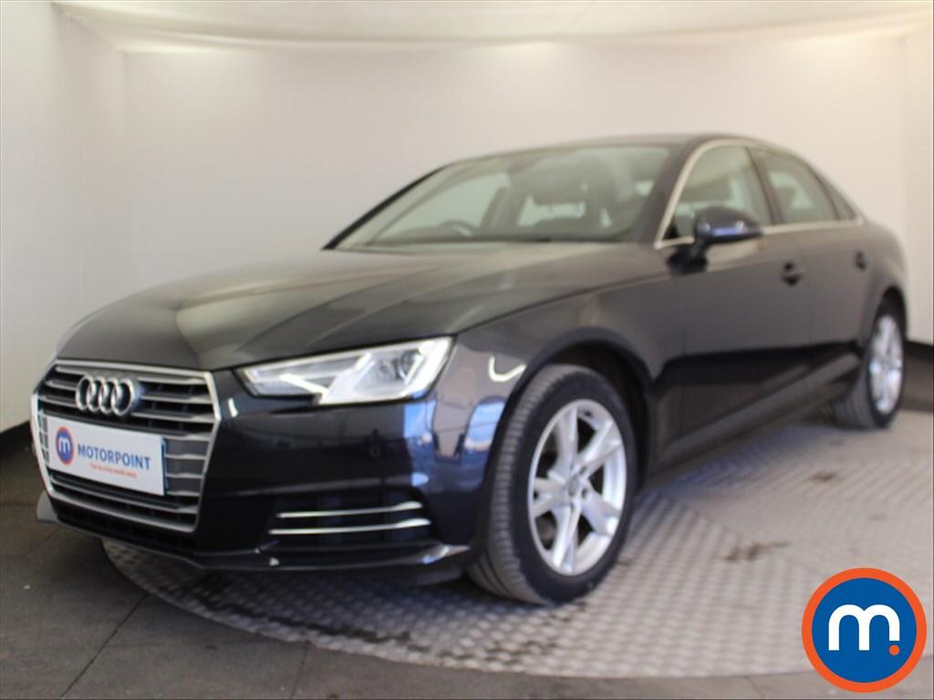 Audi A4 Sport - Stock Number 1079951 Passenger side front corner
