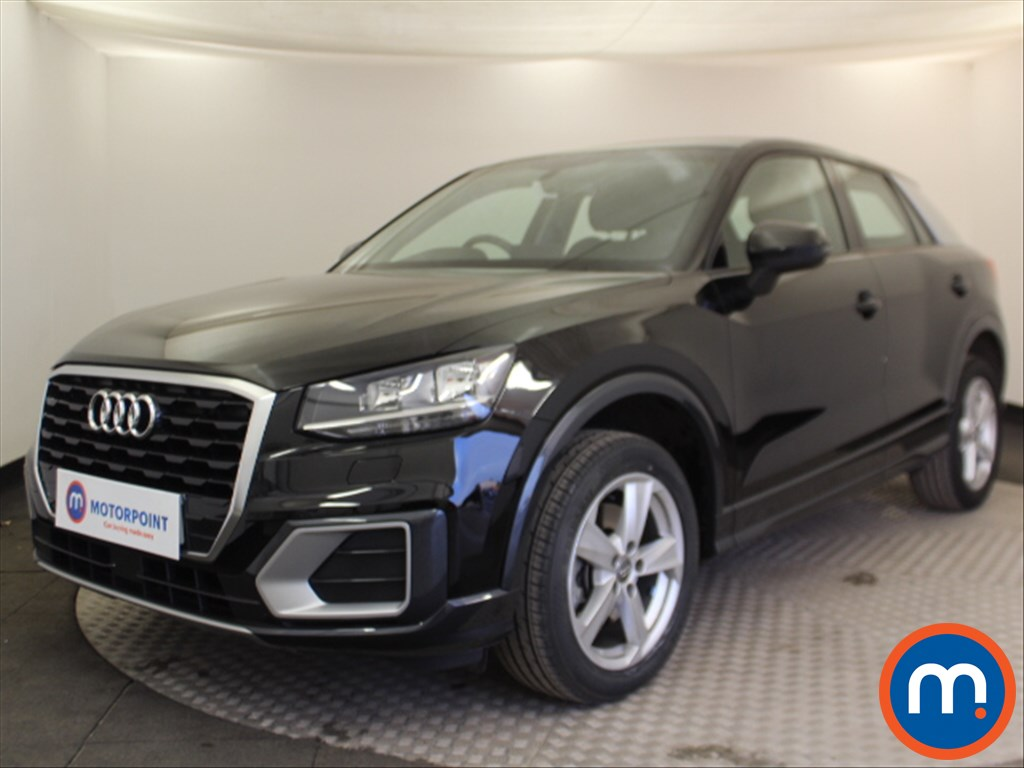 Audi Q2 Sport - Stock Number 1081868 Passenger side front corner