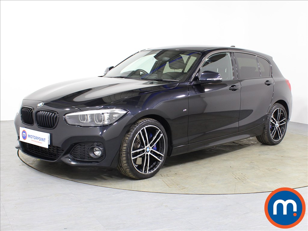 BMW 1 Series M Sport Shadow Edition - Stock Number 1073569 Passenger side front corner