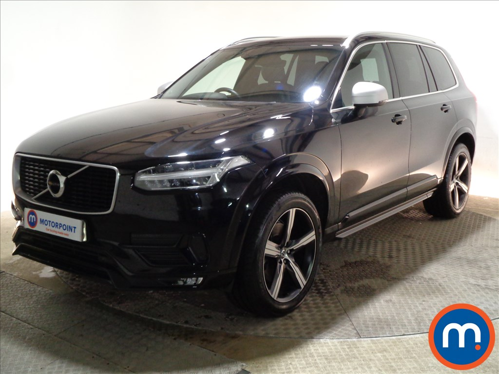 Volvo Xc90 R DESIGN - Stock Number 1080385 Passenger side front corner