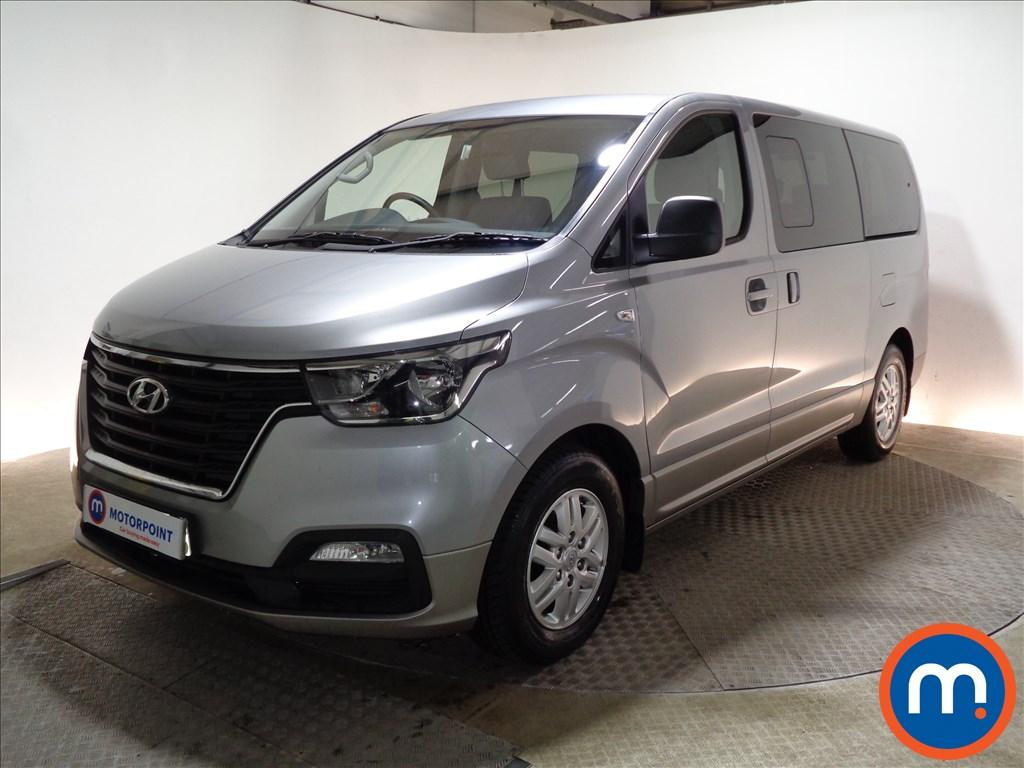 Hyundai I800 SE Nav - Stock Number 1074694 Passenger side front corner