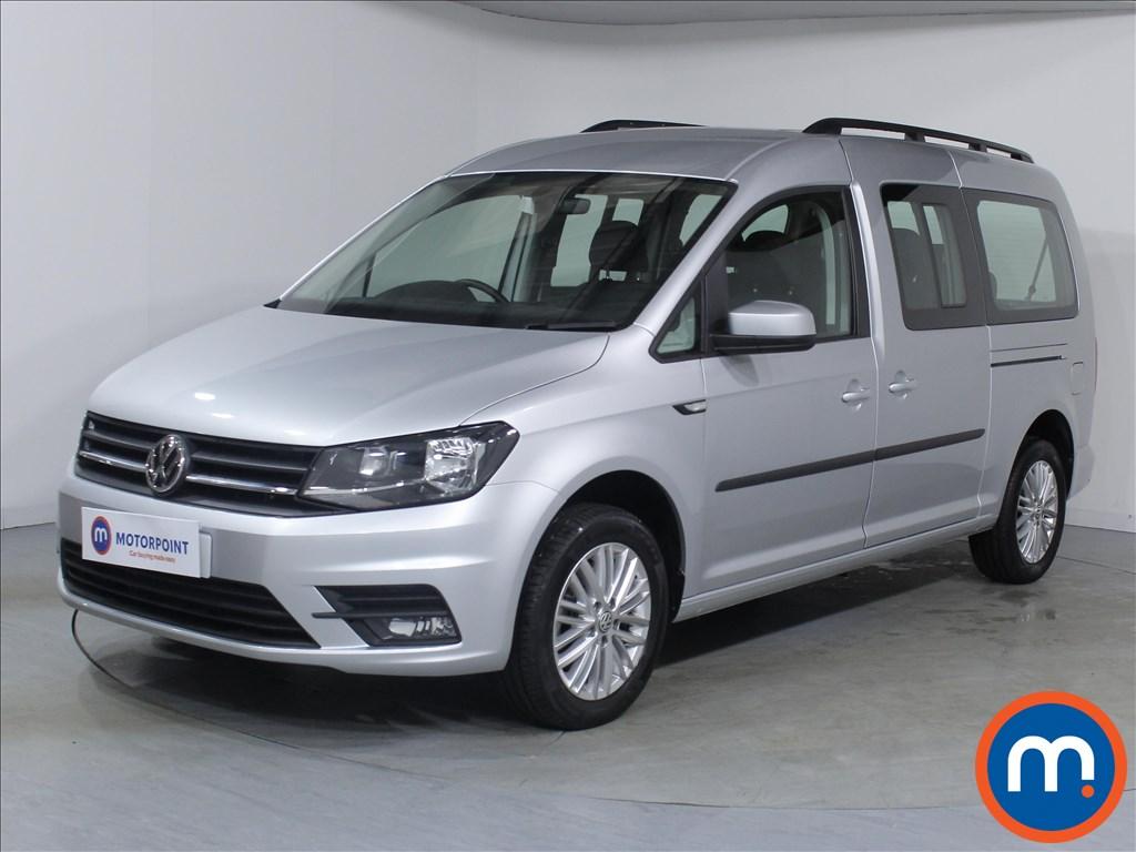 Volkswagen Caddy Maxi Life 2.0 TDI 150 5dr DSG - Stock Number 1077063 Passenger side front corner
