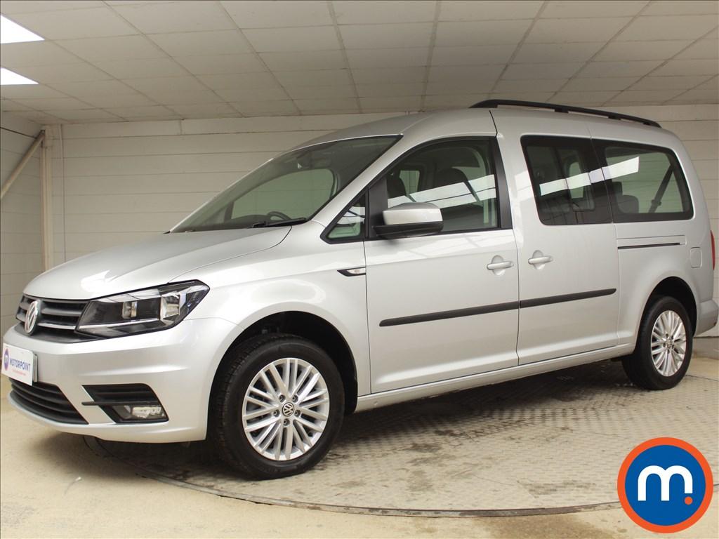 Volkswagen Caddy Maxi Life 2.0 TDI 150 5dr DSG - Stock Number 1077093 Passenger side front corner