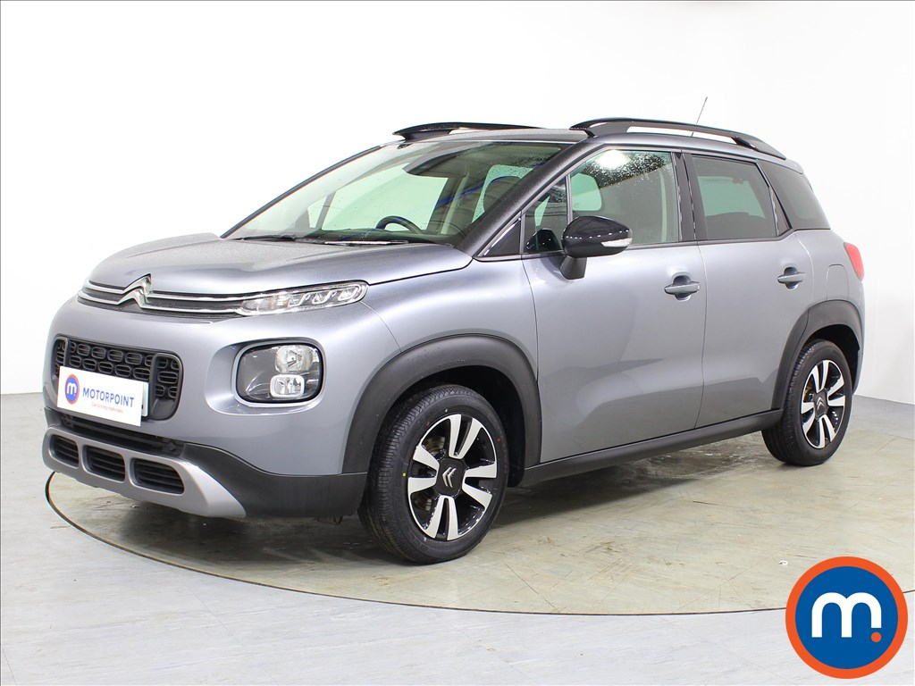 Citroen C3 Aircross Feel - Stock Number 1078073 Passenger side front corner