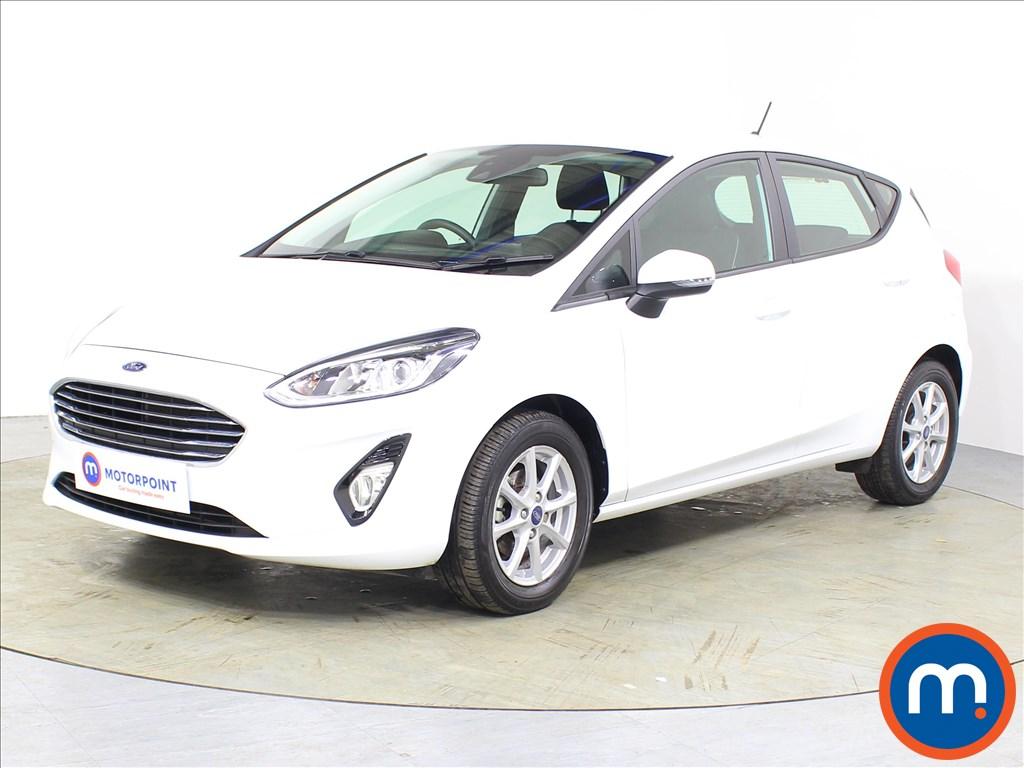 Ford Fiesta Zetec - Stock Number 1079551 Passenger side front corner