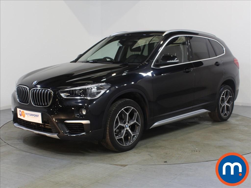 BMW X1 xLine - Stock Number 1081865 Passenger side front corner