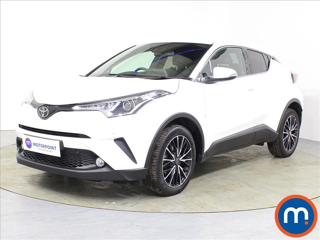 Toyota C-Hr Excel - Stock Number 1080594 Passenger side front corner
