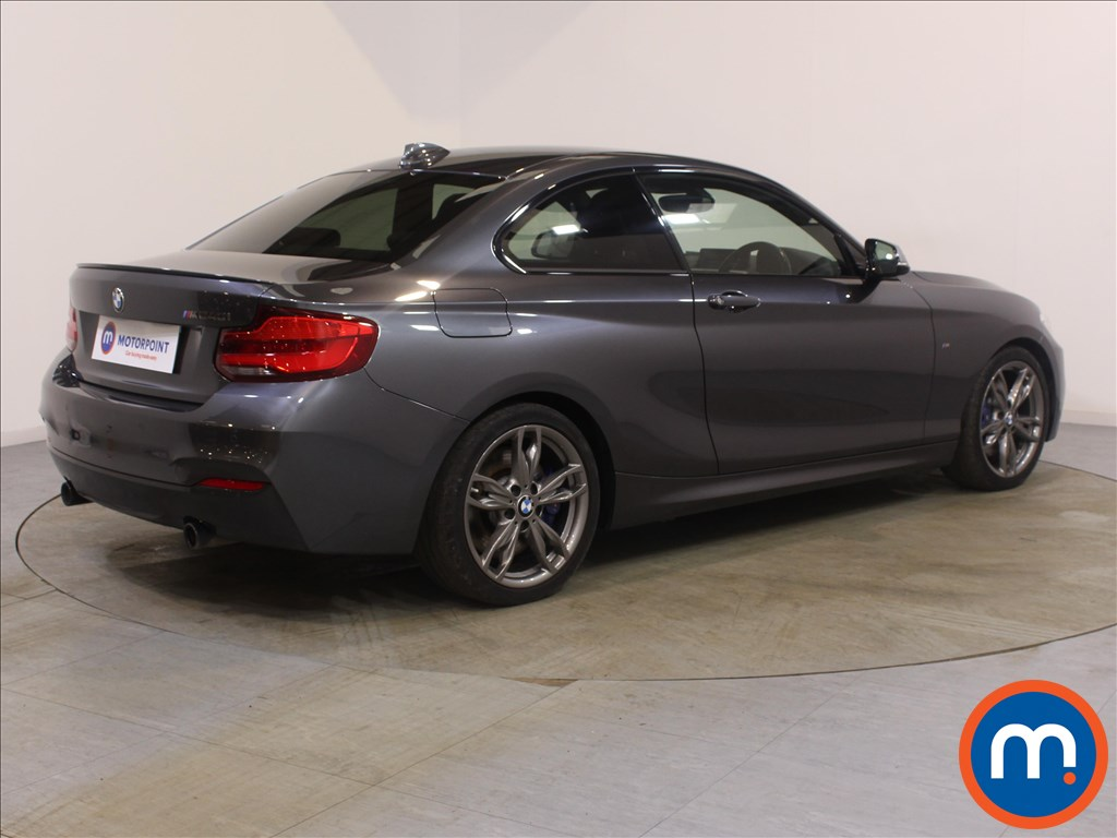 BMW 2 Series M240i - Stock Number 1078067 Passenger side front corner