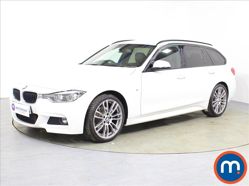 BMW 3 Series M Sport - Stock Number 1079500 Passenger side front corner