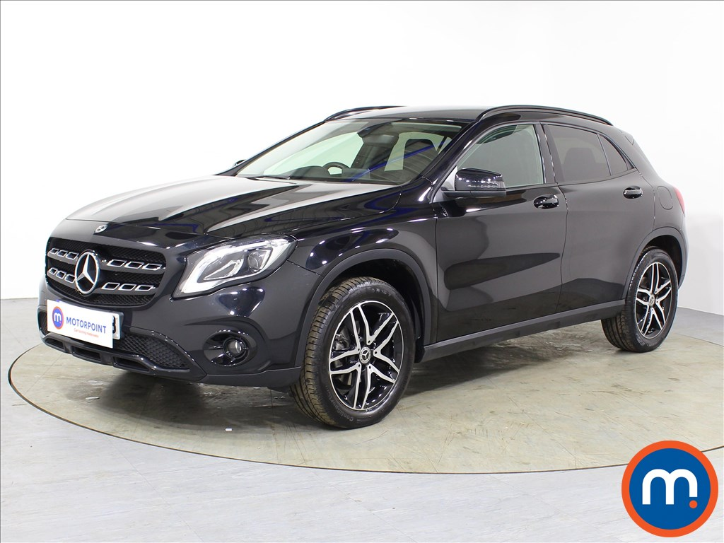 Mercedes-Benz Gla Class Urban Edition - Stock Number 1080601 Passenger side front corner